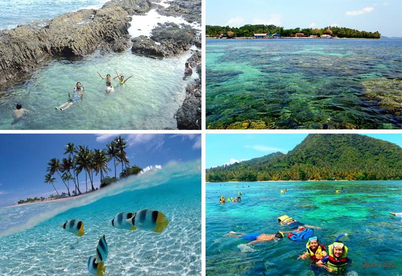 Wisata Teluk Kiluan Viral Lampung